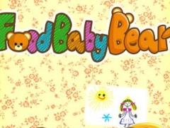 Food baby Bear 1.2 Screenshot