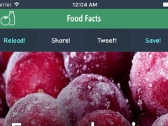 Food Facts - Know Your Food 1.2 Screenshot