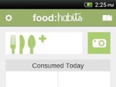 food:habits  Screenshot