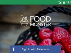 Food Monster: Vegan Recipes 1.5.0.10 Screenshot