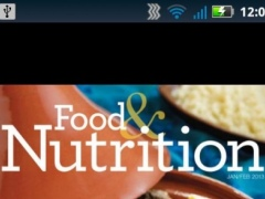 Food & Nutrition Magazine 20.0.1 Screenshot