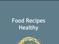 Food recipes healthy 1.0.0 Screenshot