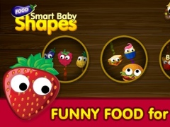 Food Shapes: Free Learning Games for Toddlers Kids 1.1 Screenshot