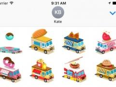 Food Truck Stickers 1.0 Screenshot