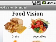 Food Vision (Nutrition) - Lite 1.0 Screenshot