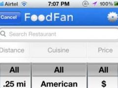 FoodFan 1.2 Screenshot