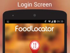 FOODLOCATOR 1.0 Screenshot