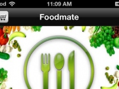 FoodMate. A Personal Meal Decision Maker 1.1 Screenshot