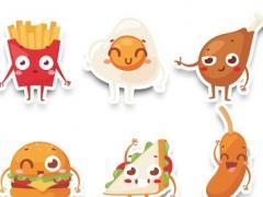 Foods - Sticker Pack 1.0 Screenshot