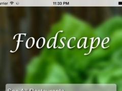 Foodscape 1.2 Screenshot
