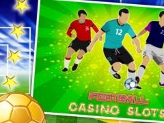 Football casino fun slots 777: A free world soccer cup vegas style slot machine 1.1 Screenshot
