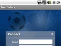 Football-cv 1.0 Screenshot