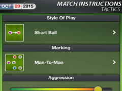 Football Director 17 - Soccer 1.69 Screenshot