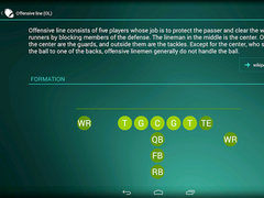 Football Glossary 4.0.2 Screenshot