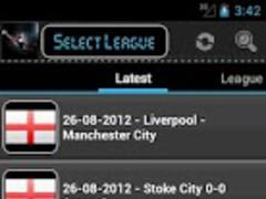 Football Highlights 1.10 Screenshot