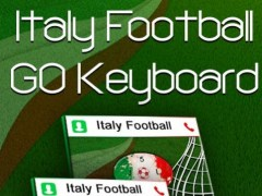 Football Italy Keyboard Theme 4.178.100.84 Screenshot