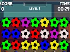 Football Match 3 Game 1.0 Screenshot