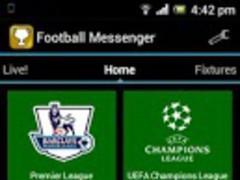 Football Messenger Pro  Screenshot
