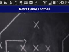 Football News - Notre Dame Edition  Screenshot