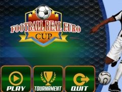 FOOTBALL REAL EURO CUP 1.3 Screenshot