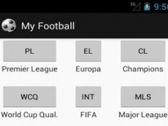 Football Scores(Soccer/Futbol) 1.2.2 Screenshot