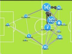 Football / Soccer Analyser 1.2 Screenshot
