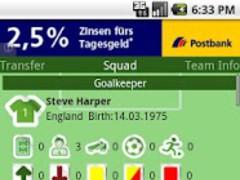 Football Statistics 2.03 Screenshot