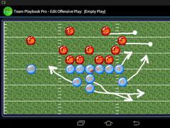 Football Team Playbook Pro 2.11 Screenshot