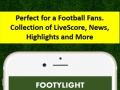FootyLight 3.4.0 Screenshot