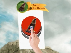 For Narnia Button 1.2 Screenshot