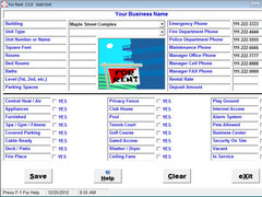 For Rent 2.1.0 Screenshot