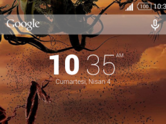 For Xperia Theme Nature 1.0.1 Screenshot