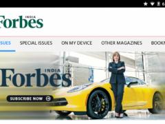 Forbes India 6.0 Screenshot