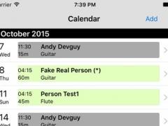 Forbes Music Teacher 1.5.5 Screenshot