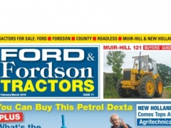 Ford & Fordson Tractors - The Heritage Magazine For 'Blue Power' Tractors 4.9.92 Screenshot