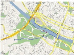 forerunner-webtools 0.4 Screenshot