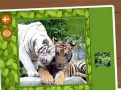 Forest & Jungle Animals Puzzles – Logic Game for Toddlers, Preschool Kids, Little Boys and Girls: Vol.2 Free 1.0 Screenshot