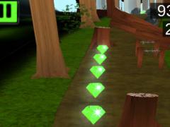 Forest Runner 3D 1.0 Screenshot