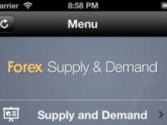 Forex Supply and Demand 1.0 Screenshot