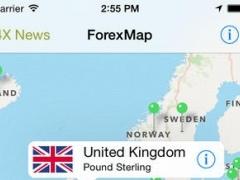 ForexMap 1.2 Screenshot