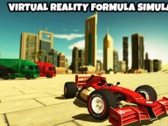 Formula Virtual Reality Game for Google Cardboard 1.3 Screenshot