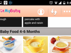 ForMyBaby Food and Guide 0.0.1 Screenshot