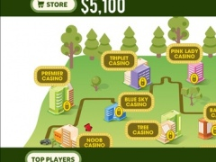 Forrest Slots : Casinos In The Woods 1.0 Screenshot