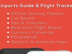Fort Lauderdale-Hollywood FLL Airport. Flights, car rental, shuttle bus, taxi. Arrivals & Departures. 1.0 Screenshot