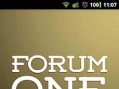 Forum One Leadership Forum 1.2 Screenshot