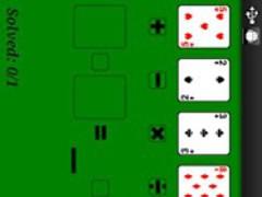 Four Cards Pro 3.4 Screenshot