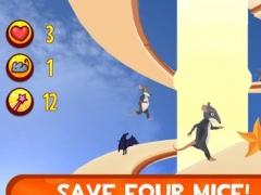 Four Mice Fantastic Rescue PRO 2.0 Screenshot