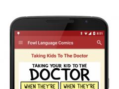Fowl Language Comics 1.0.1 Screenshot