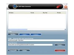 Fox 3GP Video Converter 8.0.4.22 Screenshot