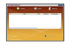 Fox Audio Converter 7.4.0.10 Screenshot